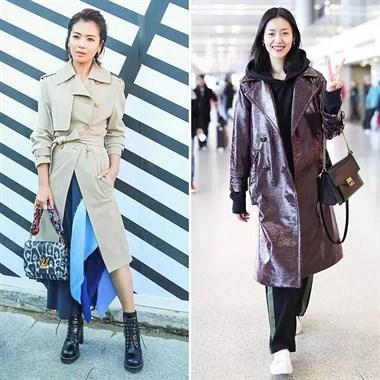 1件衣服,7种时髦穿法,第2种好喜欢!