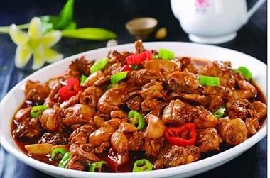 原来大盘鸡的做法这么简单,好吃又美味!