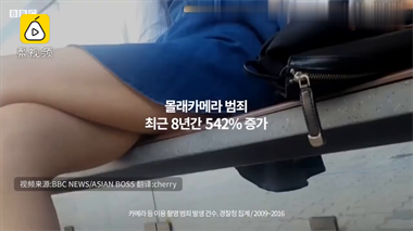 韩国偷拍有多猖獗?多数女性不敢去公共卫生间