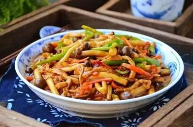 每次做这道菜,都要多吃一碗米饭,又鲜又香味道好极了!