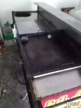 【转卖】烧烤车一台