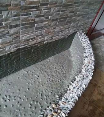别天真的认为水泥砂浆能防水,使用不到两个月就后悔了