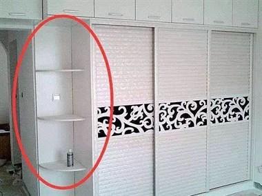 为什么有钱人衣柜都做这种边角?听内行人一分析,后悔知道晚了
