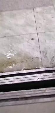 绍兴某公寓电梯有人脱裤子做这事,不怕监控拍下吗!