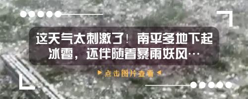 延平妖风登陆,摊贩的架子全被折断损失惨重(视频)