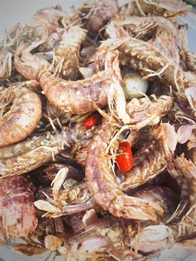 椒盐皮皮虾,69元3斤