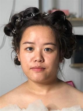 学化妆学美甲学纹绣学美容景德镇玲丽