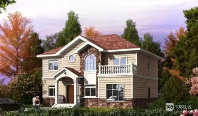 住惯了混凝土房子  六横有人花30万元造轻钢别墅!
