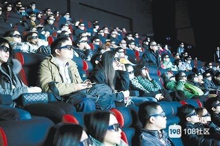 看3D电影居然需要自己掏钱买眼镜 理论一下影院还报警!
