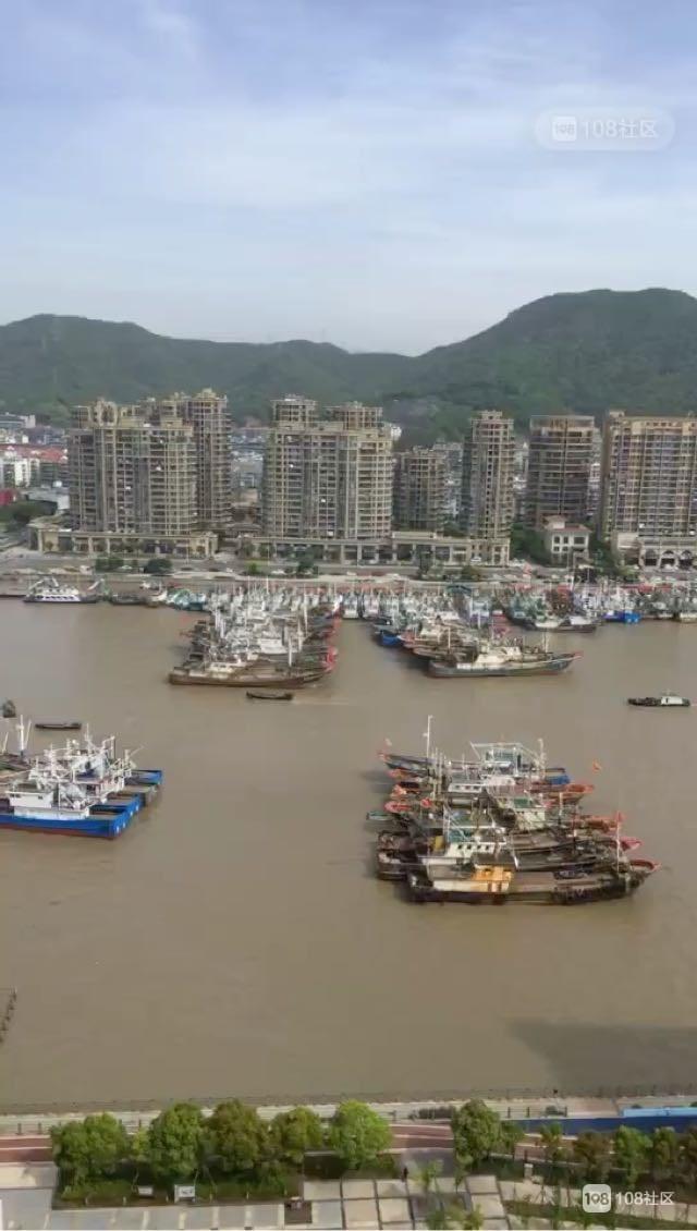 禁渔期沈家门渔港全是船 每天敲敲打打叮叮当当一整天!