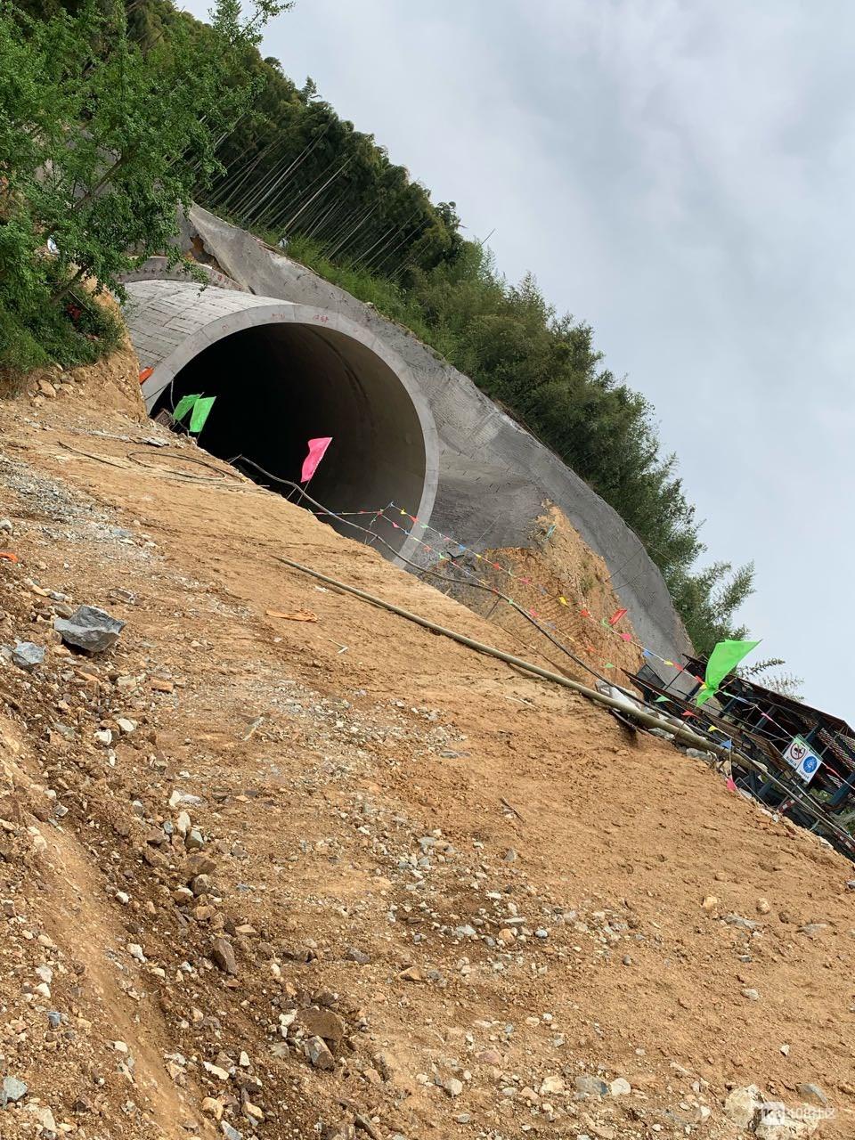 """不出2020年,武康到山里隧道将打通!城里房要变""""鸟窝"""""""
