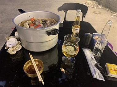 高压锅煮生蚝,一次吃到爽
