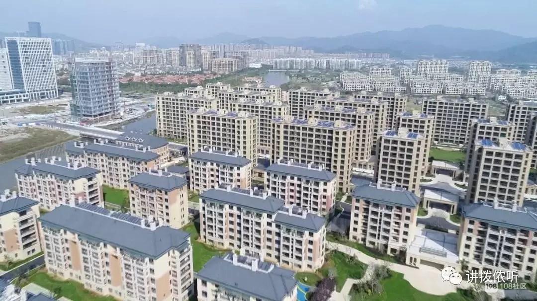 2200多套全市最大安置小区本月交付5月15日正式抽签