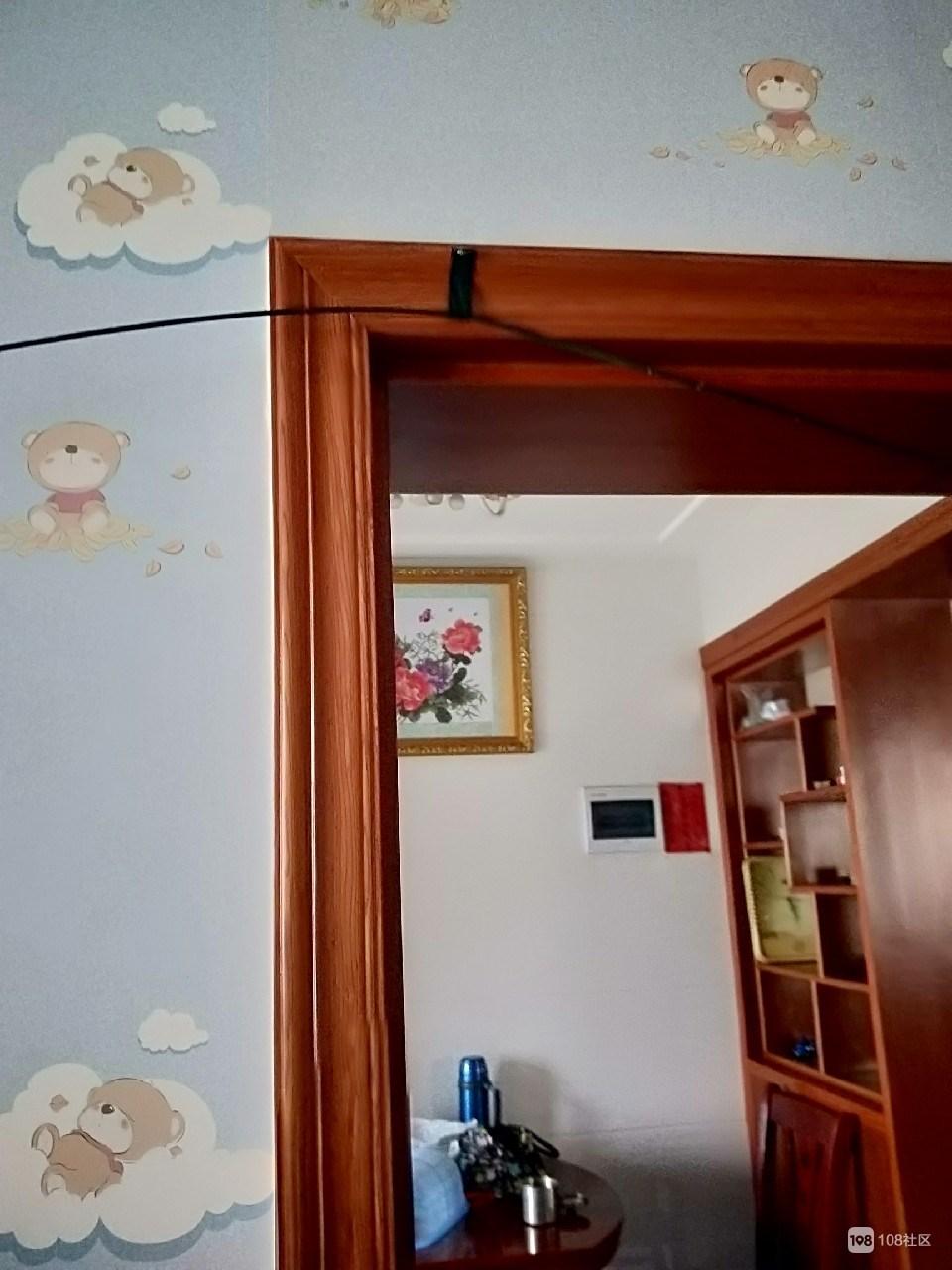 私营城外墙不能拉网线?我家装室内成这样哭笑不得!