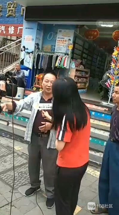 铝厂美女被记者搭讪啦,一不小心成了全南平人的焦点
