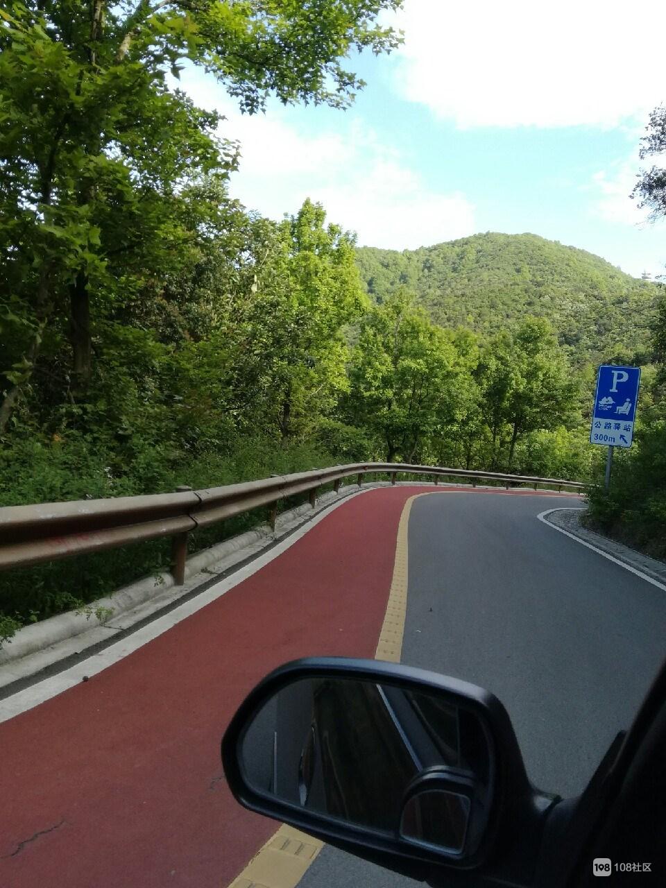 青山绿水、空气阳光!南洞美丽山路 简直是天然氧吧