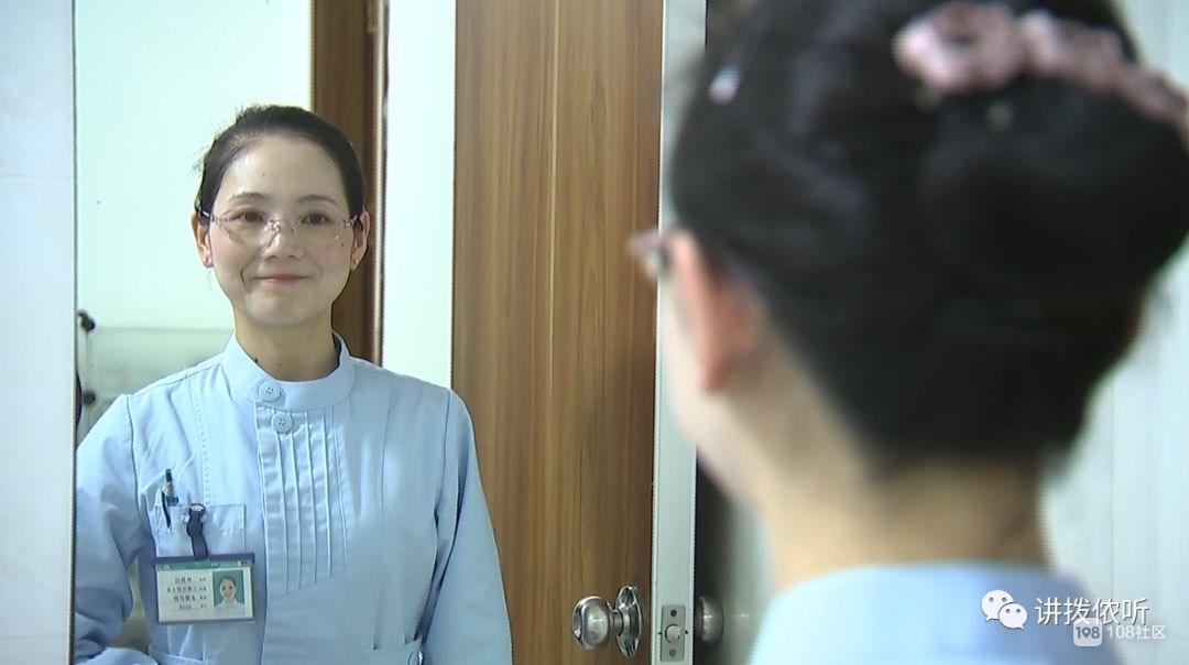 定海最美护士你见过吗?翩翩起舞的样子美翻了