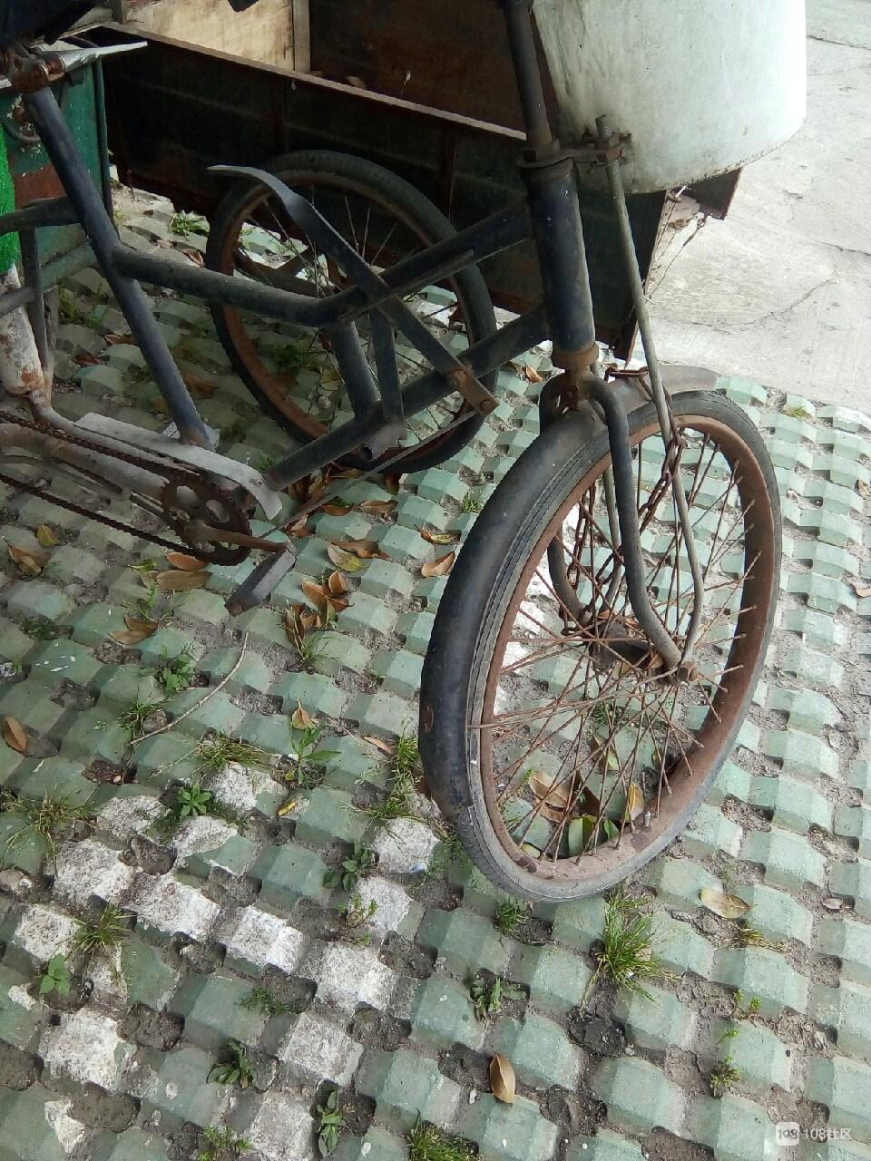 【转卖】三轮车出售