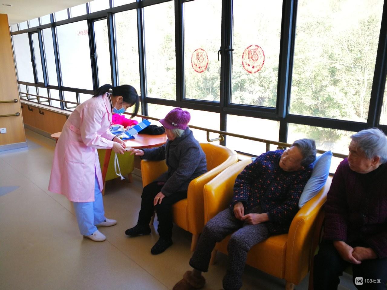 祝普陀康久医院普陀天颐老人之家护士节快乐