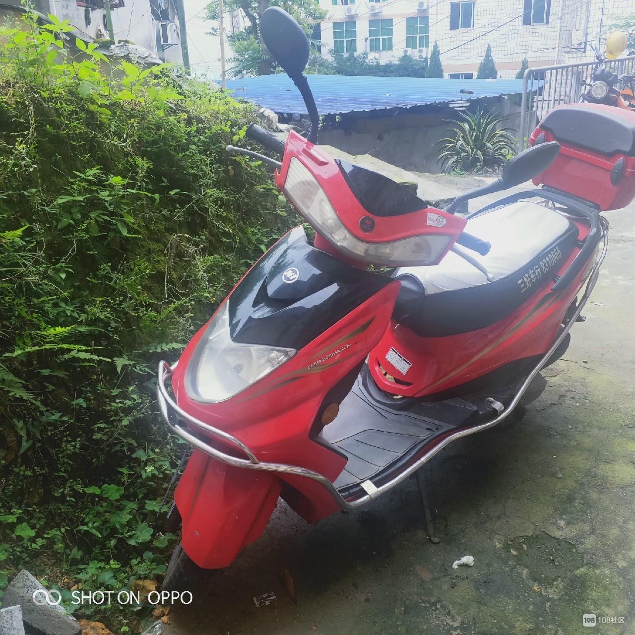 【转卖】摩托车