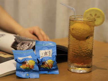 【转卖】柠檬蜂蜜茶