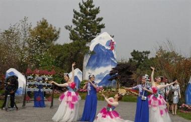 景德镇这几个女崽哩厉害了!代表江西在北京世园会惊艳亮相!