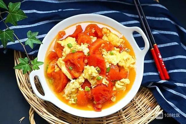 西红柿炒鸡蛋的正确做法!
