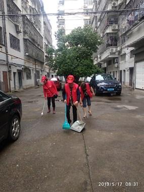 请问社友们,街上穿着红八卦的人,真的做做样子样子的吗?
