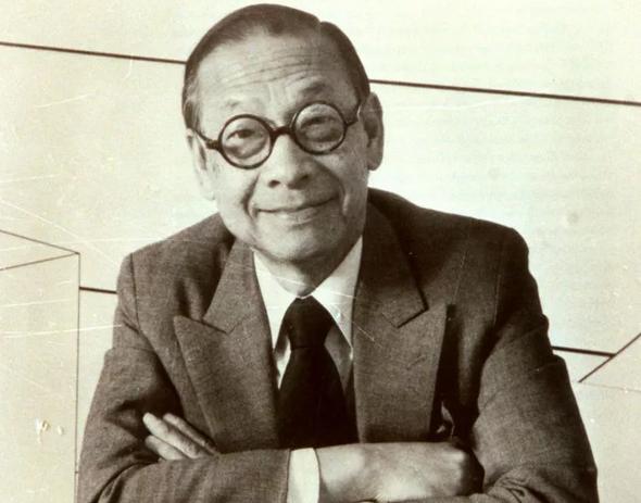 送别,大师!华裔建筑大师贝聿铭去世,享年102岁