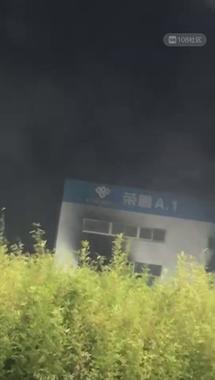 今早某气动公司厂房着火!6人受伤,其中1人伤势严重