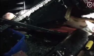 酒吧凌晨发生屋顶坍塌事故,致1人死亡77人受伤!