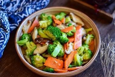 这道菜健康美味又美容!一学就会!