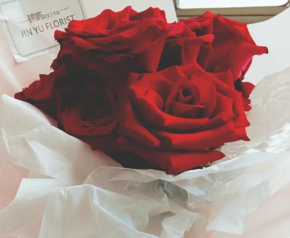 520嵊州友友表白大公开,到底鲜花送到谁手上?赶快来看!