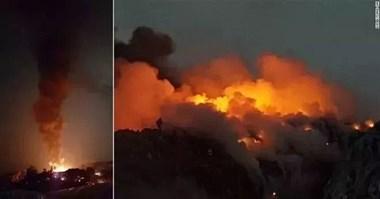 全世界都在疯狂围攻中国,只因这场烧了3个月的大火!