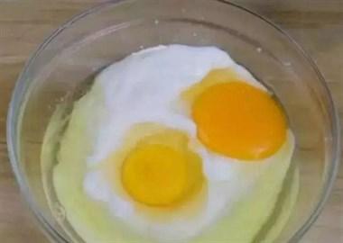 1瓶酸奶2个鸡蛋,香甜松软有营养,轻松就搞定,多吃也不发胖!