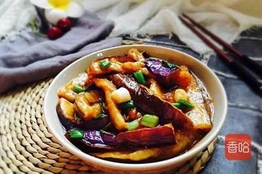 茄子不能随便炸,这样做鲜嫩入味,有它多吃两碗饭