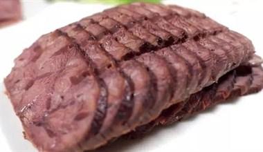 80元1斤的酱牛肉,简单2步在家做,肉酥筋软味道香,比买的还好吃