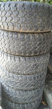 【转卖】轮胎