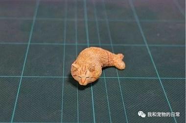 路边的一只橘猫,脑洞大开的网友居然将它......