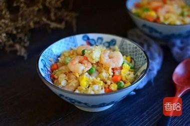 简单也是最难,颗颗分明、粒粒松散的炒饭,怎么才好吃又有营养