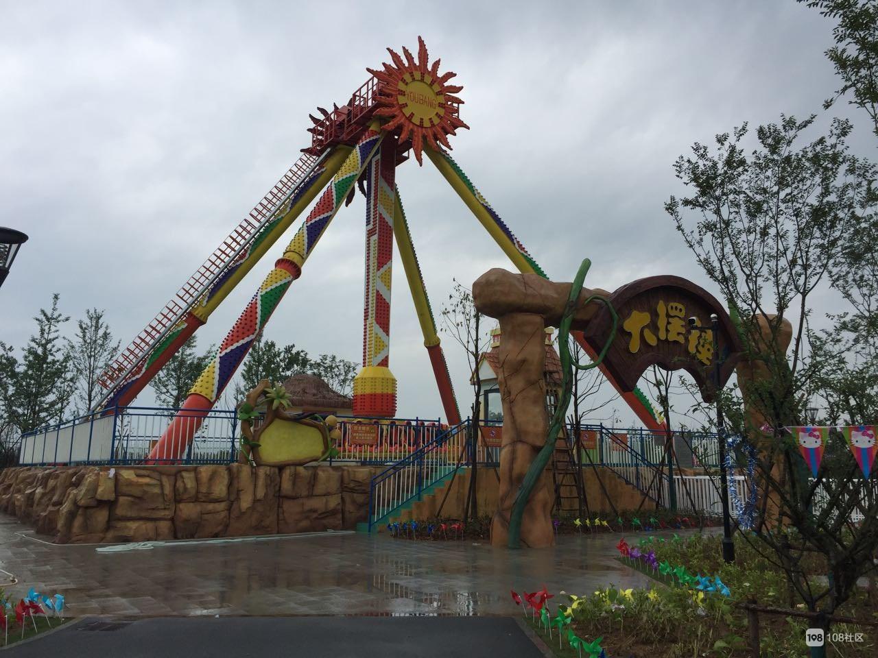 衢州儿童公园即将开园,快看看是不是你期待的模样!