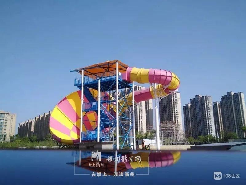 衢州儿童公园今天开园了,这份游玩攻略你一定要看!