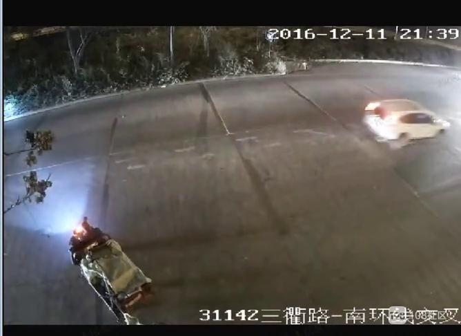 血的教训!衢州男子开车瞄了一眼微信,结果撞死人