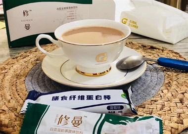 喝美味奶茶同时还可以瘦身