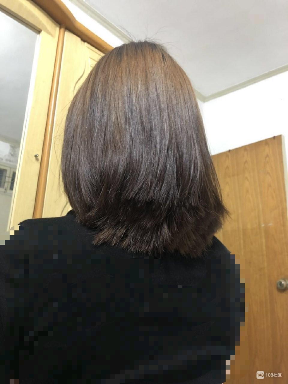 气人:花280剪的一个头发,却被朋友问是被狗啃了吗?