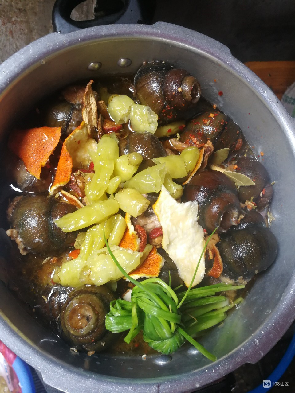 超级入味的鸭掌螺蛳,吃了绝对还想吃