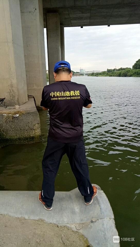 衢江一钓友离奇失踪,打捞5小时无果,只找到鱼竿!