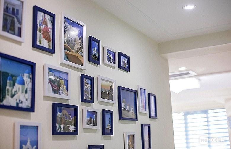 家居装修如何制作相片墙