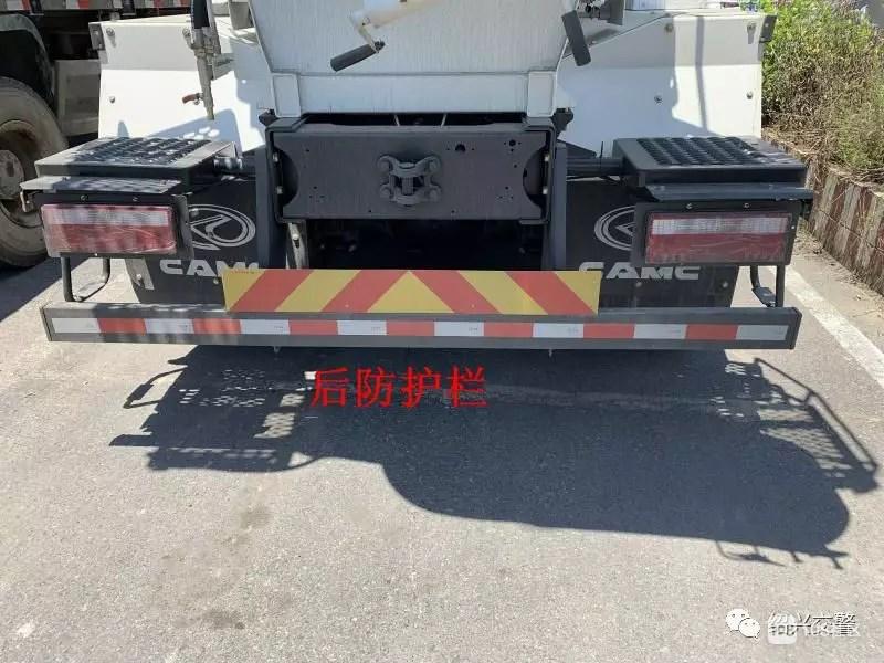 交通安全治理大会战  6月起,中重型货车未安装这些设施,