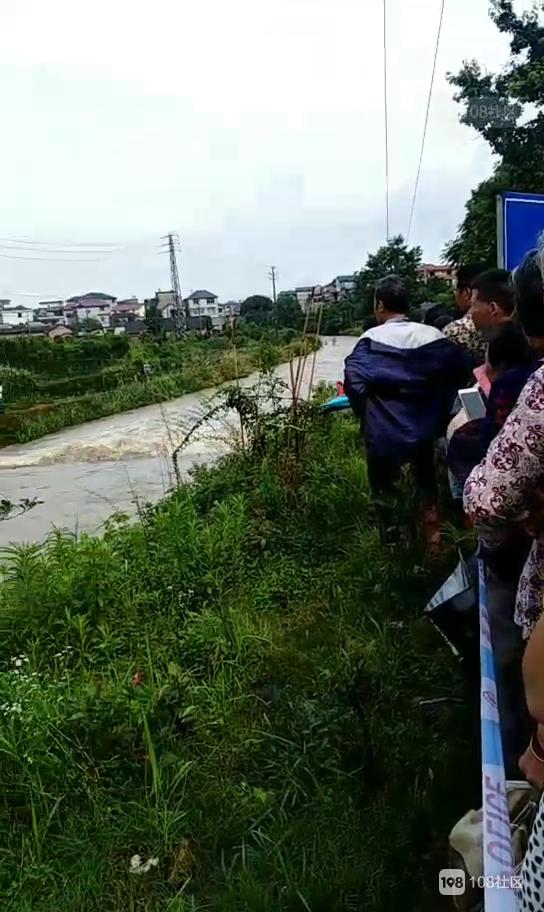 衢州一大早就有人落水,打捞上来人已经没了!